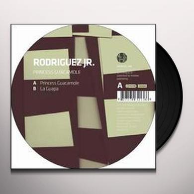 Rodriguez Jr PRINCESS GUACAMOLE (EP) Vinyl Record