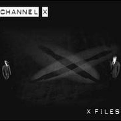 Channel X X FILES PART 1 Vinyl Record