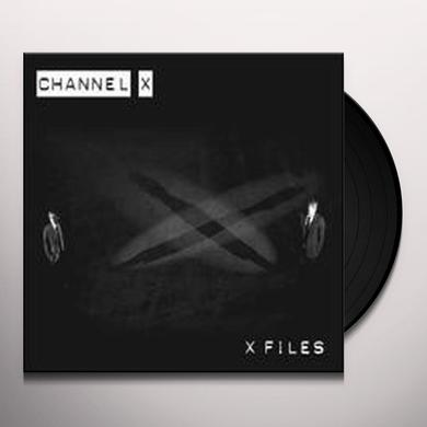 Channel X X FILES PART 1 (EP) Vinyl Record