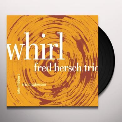 Fred Hersch WHIRL Vinyl Record