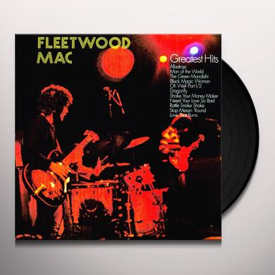Fleetwood Mac GREATEST HITS Vinyl Record