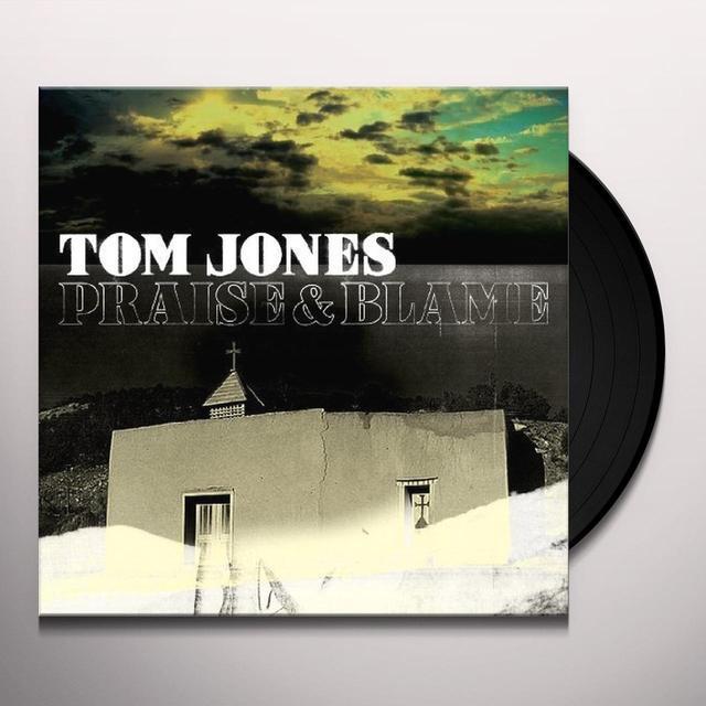 Tom Jones PRAISE & BLAME Vinyl Record