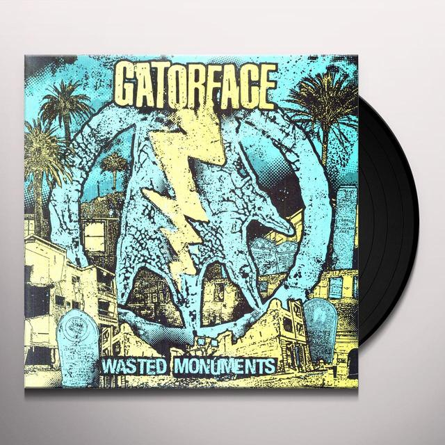 Gatorface WASTED MONUMENTS Vinyl Record
