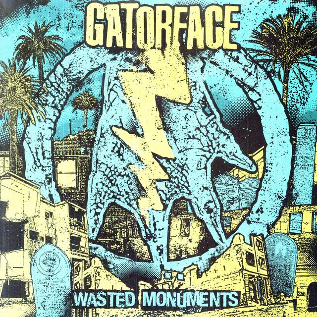 Gatorface WASTED MONUMENTS (Vinyl)