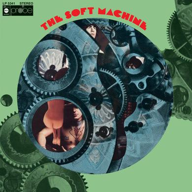 SOFT MACHINE Vinyl Record
