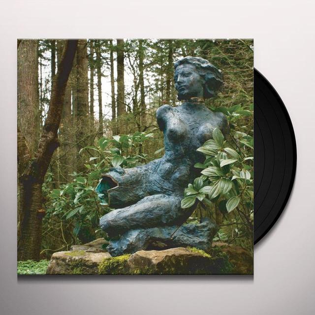 Menomena MINES Vinyl Record