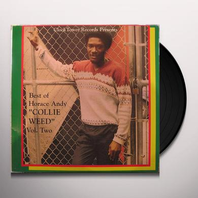 Horace Andy BEST OF 2 Vinyl Record
