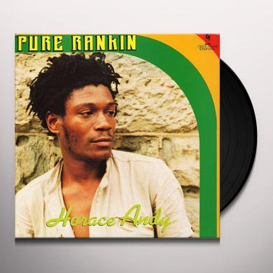 Horace Andy PURE RANKIN Vinyl Record