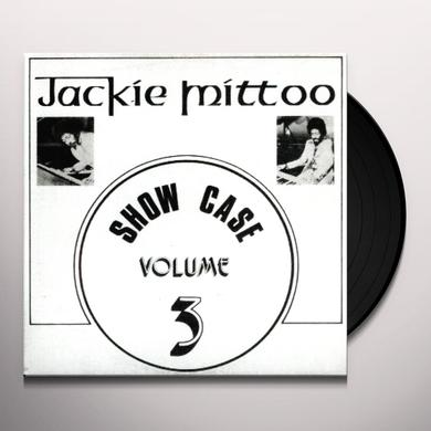Jackie Mittoo SHOWCASE 3 Vinyl Record