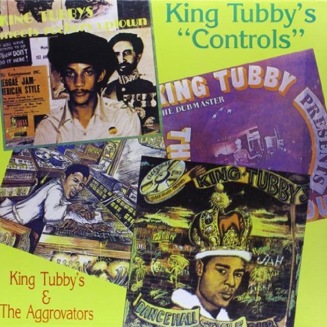King Tubby CONTROLS Vinyl Record