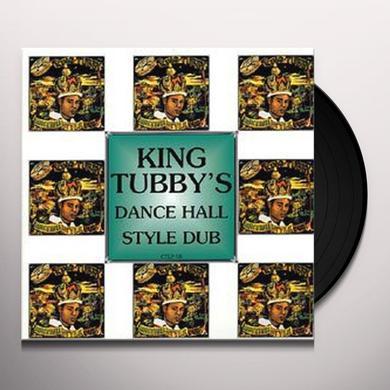 King Tubby DANCEHALL STYLE DUB Vinyl Record