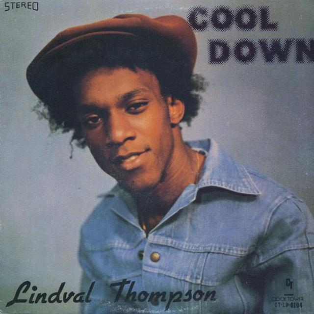 Linval Thompson COOL DOWN Vinyl Record