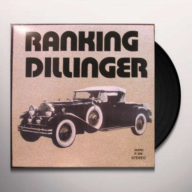 Ranking Dillinger NON STOP DISCO STYLE Vinyl Record