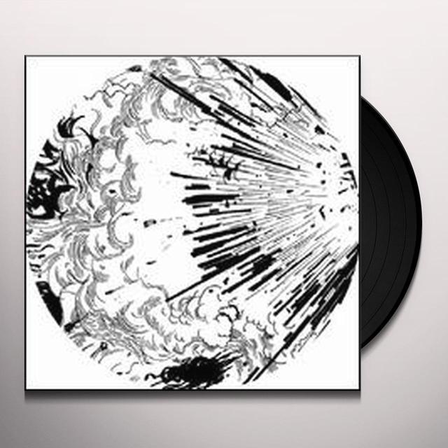 Luke Abbott HONEYCOMB EP Vinyl Record