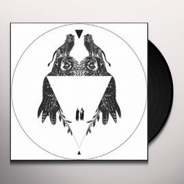 Jeremy P / Exercise One Caulfield 10 YEAR TANGO EP Vinyl Record