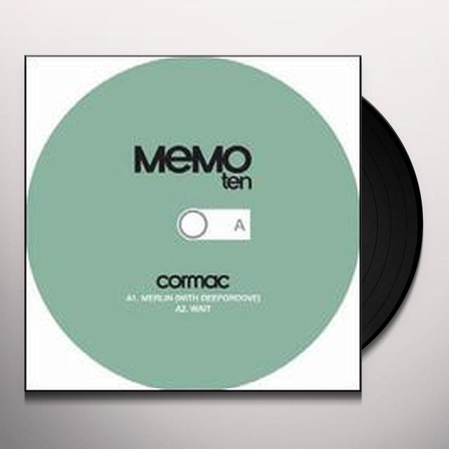 Cormac MERLIN (EP) Vinyl Record