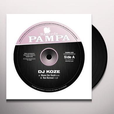 Dj Koze RUE BURNOUT (EP) Vinyl Record