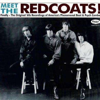 MEET THE REDCOATS: FINALLY Vinyl Record