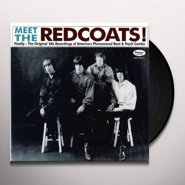 MEET THE REDCOATS: FINALLY Vinyl Record