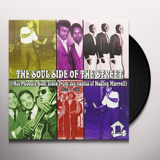 SOUL SIDE OF THE STREET / VARIOUS Vinyl Record