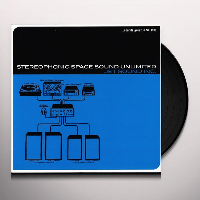 Stereophonic Space Sound Unlimited JET SOUND INC Vinyl Record