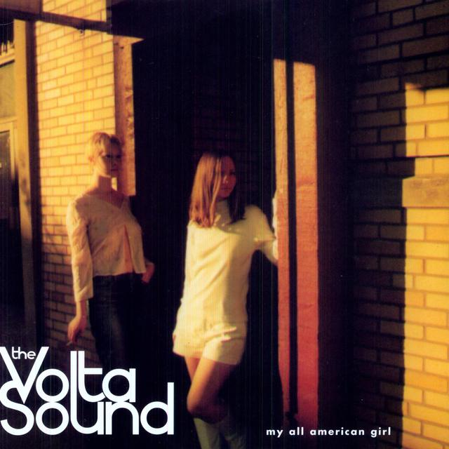 Volta Sound MY ALL AMERICAN GIRL Vinyl Record