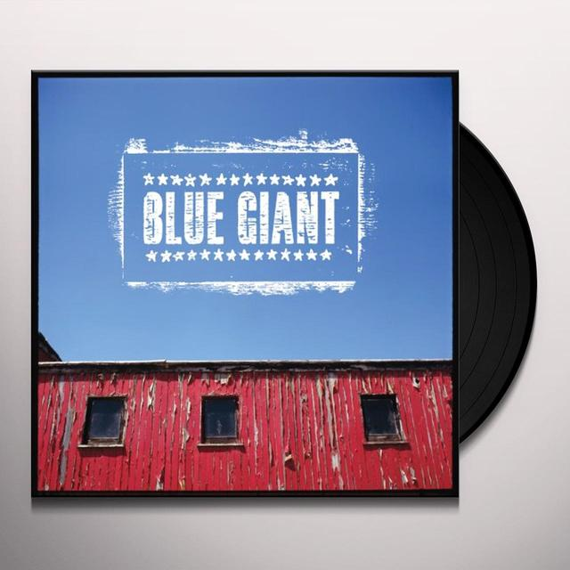 BLUE GIANT Vinyl Record