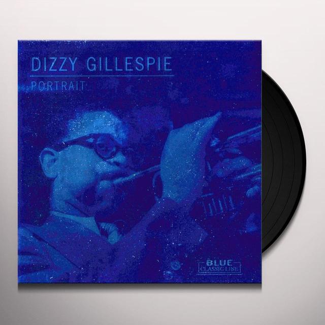 Dizzy Gillespie PORTRAIT Vinyl Record