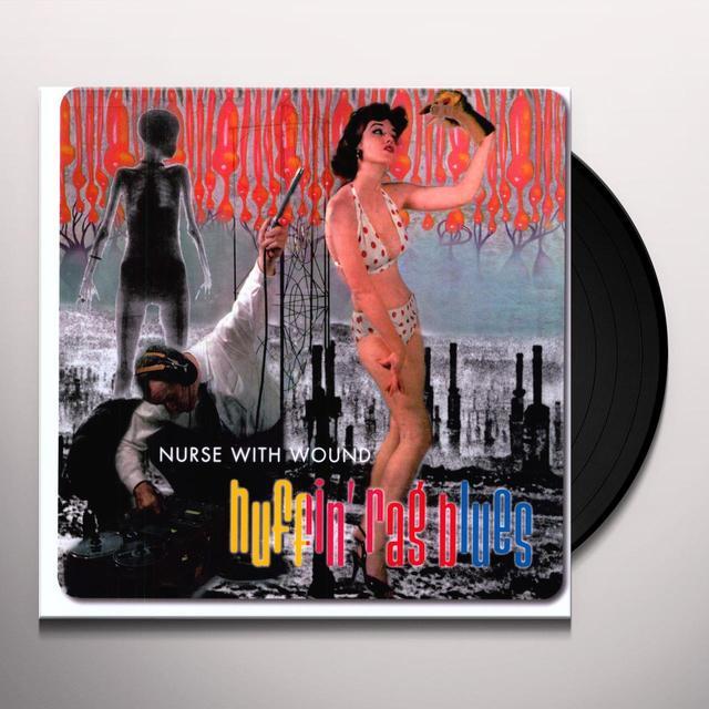 Nurse With Wound HUFFIN RAG BLUES (Vinyl)