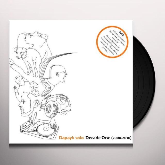 Dapayk Solo DECADE ONE Vinyl Record