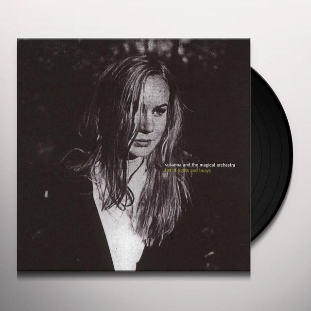 Susanna & Magical Orchestra LIST OF LIGHTS & BUOYS Vinyl Record