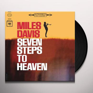 Miles Davis SEVEN STEPS TO HEAVEN Vinyl Record