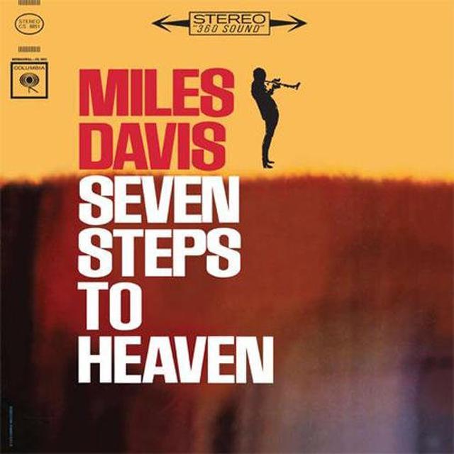 Miles Davis SEVEN STEPS TO HEAVEN Vinyl Record - 180 Gram Pressing