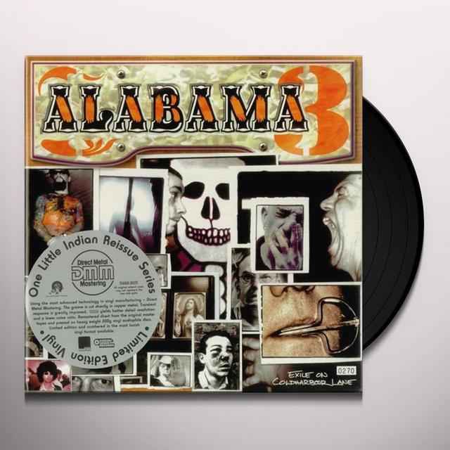 Alabama 3 EXILE ON COLDHARBOUR Vinyl Record