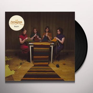Amiina KURR Vinyl Record