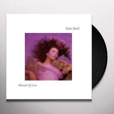 Kate Bush HOUNDS OF LOVE Vinyl Record - Limited Edition, 180 Gram Pressing
