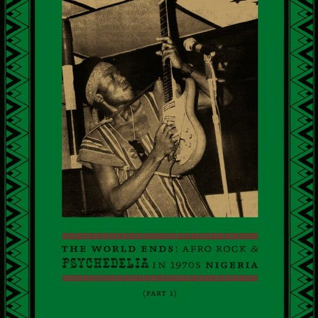 WORLD ENDS: AFRO ROCK & PSYCHEDELIA IN 1970S / VAR Vinyl Record