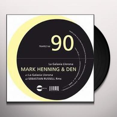 Mark Henning & Den GALAXIA LLORONA (EP) Vinyl Record - Limited Edition