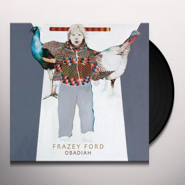 Frazey Ford OBADIAH Vinyl Record - Digital Download Included