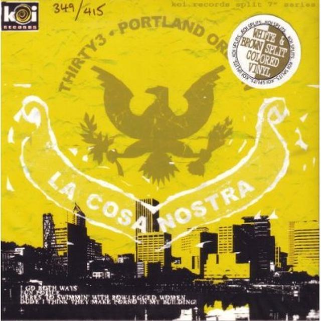 Thirty3 KOI SPLITS SERIES 1 Vinyl Record