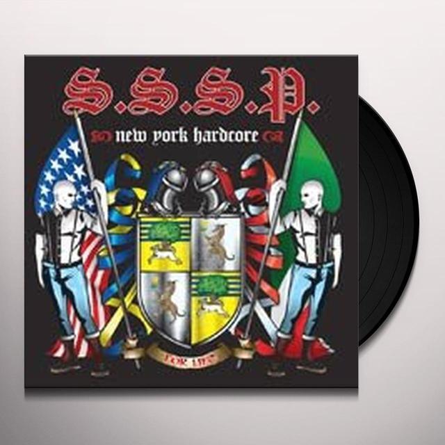 Sssp FOR LIFE Vinyl Record