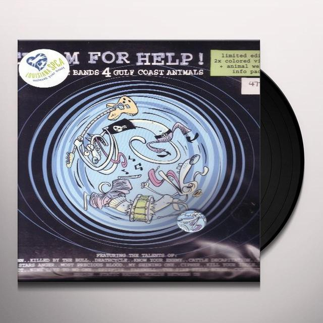 SCREAM FOR HELP / VARIOUS Vinyl Record
