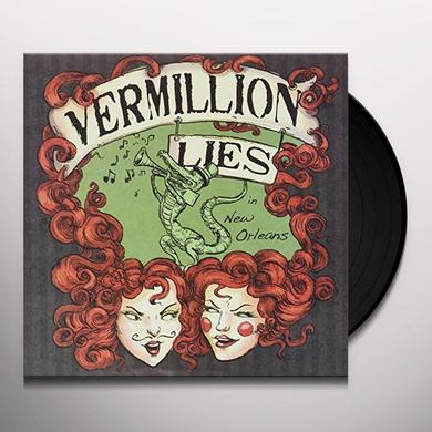Vermillion Lies MISS NEW ORLEANS Vinyl Record