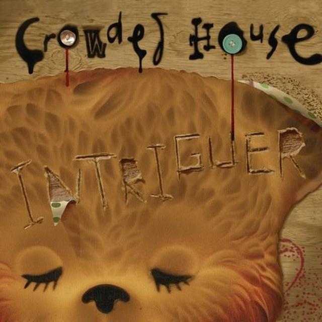 Crowded House INTRIGUER Vinyl Record