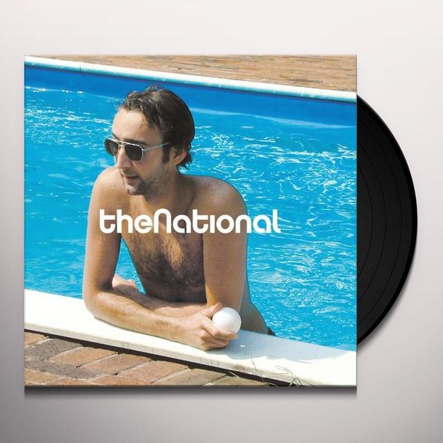 NATIONAL Vinyl Record