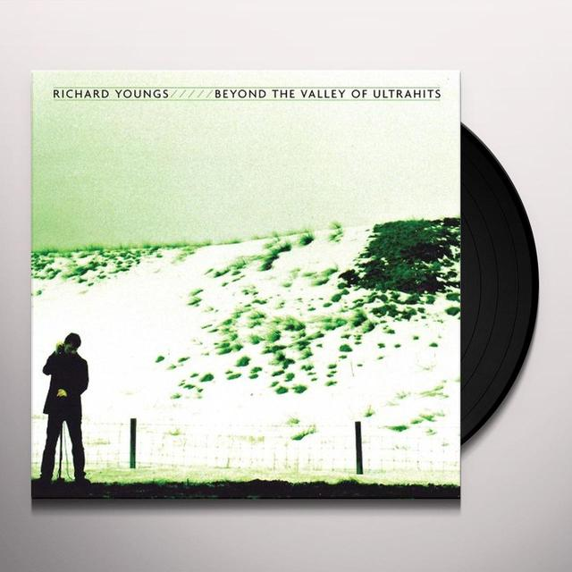 Richard Youngs BEYOND THE VALLEY OF ULTRAHITS Vinyl Record - Remastered, Digital Download Included