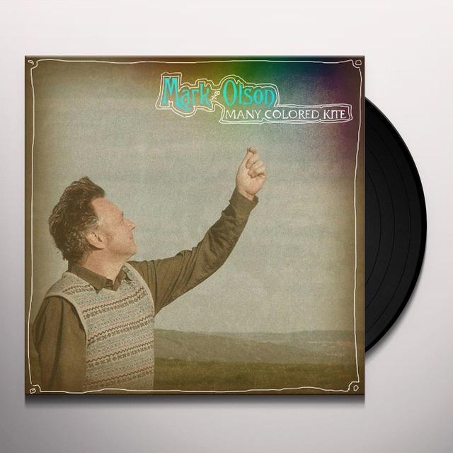 Mark Olson MANY COLORED KITE (BONUS TRACKS) Vinyl Record - Digital Download Included