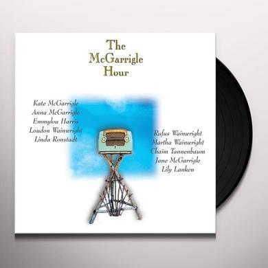 Kate Mcgarrigle & Anna MCGARRIGLE HOUR Vinyl Record