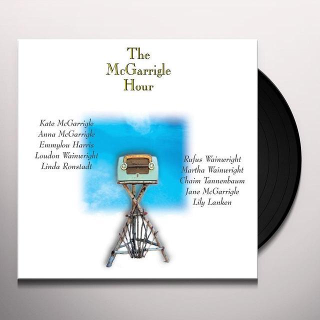 Kate Mcgarrigle & Anna MCGARRIGLE HOUR Vinyl Record - 180 Gram Pressing