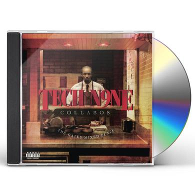 Tech N9Ne Collabos GATES MIXED PLATE CD